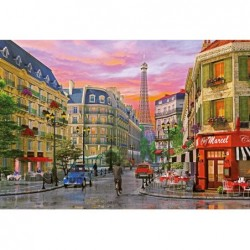 Dominic Davison: Rue Paris