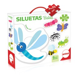 Siluetas: Bichitos
