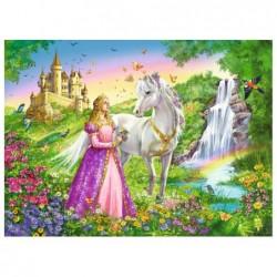 La Princesa y el Caballo