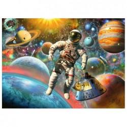 Viaje Espacial (Brilla en...