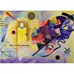 Kandinsky: Amarillo – Rojo...