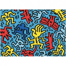Keith Haring: 092 Color 2