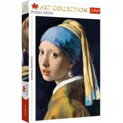 1000pz. - Vermeer: La Jóven...