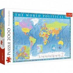 2000pz. - Mapa Político del...