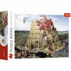 Bruegel: La Torre de Babel