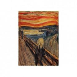 Edward Munch: El Grito
