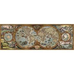 Mapamundi Panorámico