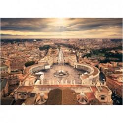 1000pz. - Vista de Roma,...