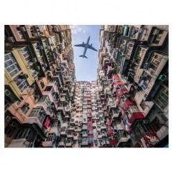 1500pz. - Hong Kong Multicolor