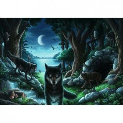 Exit Puzzle: Lobo a la Luz...