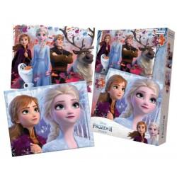 Frozen II - 2 Puzzles (48 y...