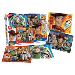 Toy Story 4 - 4 Puzzles (48...
