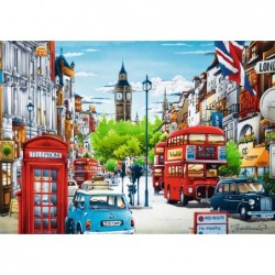 1000pz. - Calle Londinense