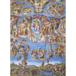miguel ángel el juicio universal imagen