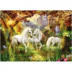 Unicornio en Primavera