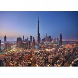 1000pz. - Centro de Dubai