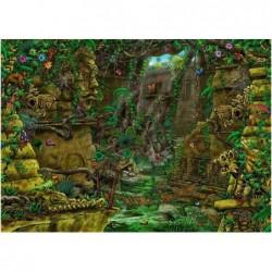 Exit Puzzle: Templo