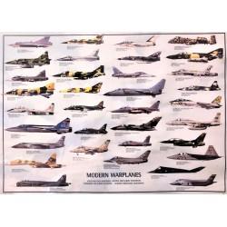 Aviones de Guerra Modernos