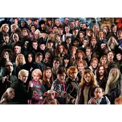 1000pz. - Harry Potter...
