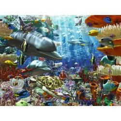 3000pz. - Vida Bajo el Agua