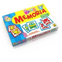 Juego de Memoria: Los Kukis...