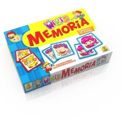 Juego de Memoria: Los Wikis...