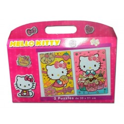 2 x 70pz. - Hello Kitty