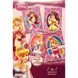Princesas 2 en 1 -  Aprendo...