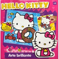 Arte Brillante Hello Kitty
