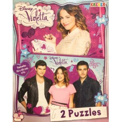2 Puzzles Violetta - Soy...