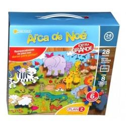 28pz. - Puzzle De Piso -...