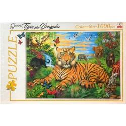 1000pz. - El Gran Tigre de...