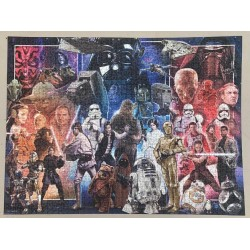 1500pz. - Collage de Star Wars