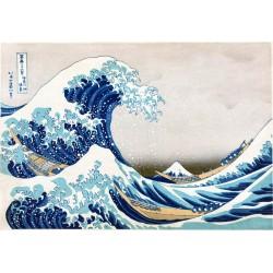 500pz. - Katsushika Hokusai...