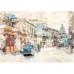 500pz. - La Vieja Habana