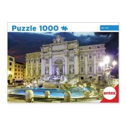 1000pz. - Fontana di Trevi,...