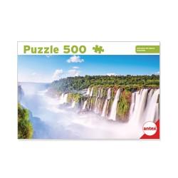 500pz. - Cataratas del Iguazú
