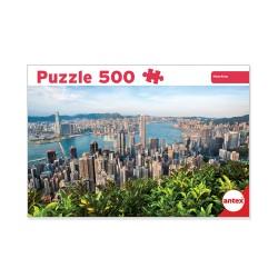 500pz. - Hong Kong