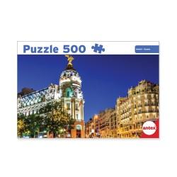 500pz. - Madrid, España