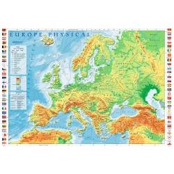 1000pz. - Mapa Físico de...