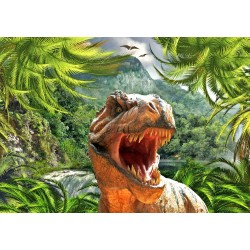 300pz. - Tiranosaurio Feroz