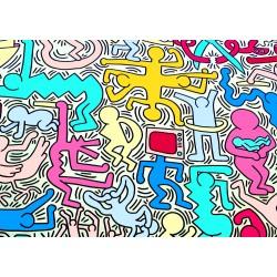 1000pz. - Keith Haring:...