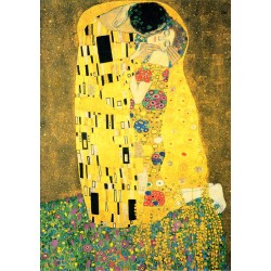 500pz. - Gustav Klimt: El Beso