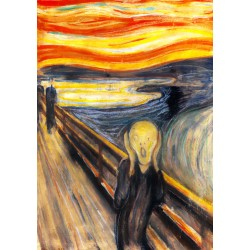 500pz. - Edward Munch: El...