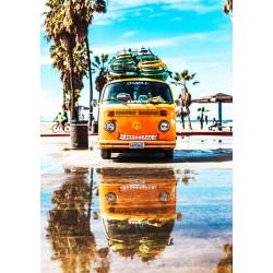 500pz. - Día de Playa y Surf