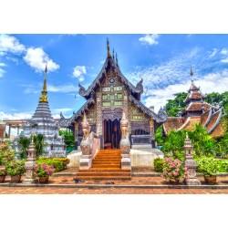 500pz. - Templo en Tailandia