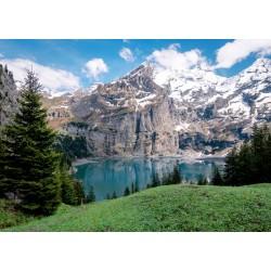 1000pz. - Los Montes Dolomitas