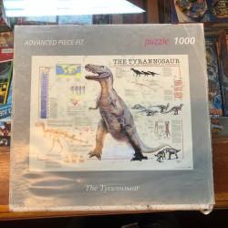 1000pz. - El Tiranosaurio