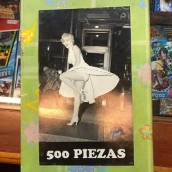 500pz. - Marilyn Monroe