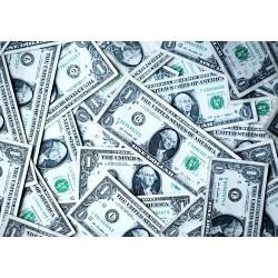 1000pz. - Dólares de a 1